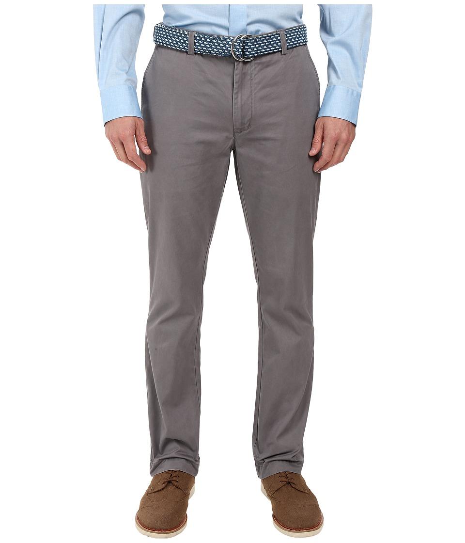 Vineyard Vines - Breaker Pants (Graphite) Men's Casual Pants