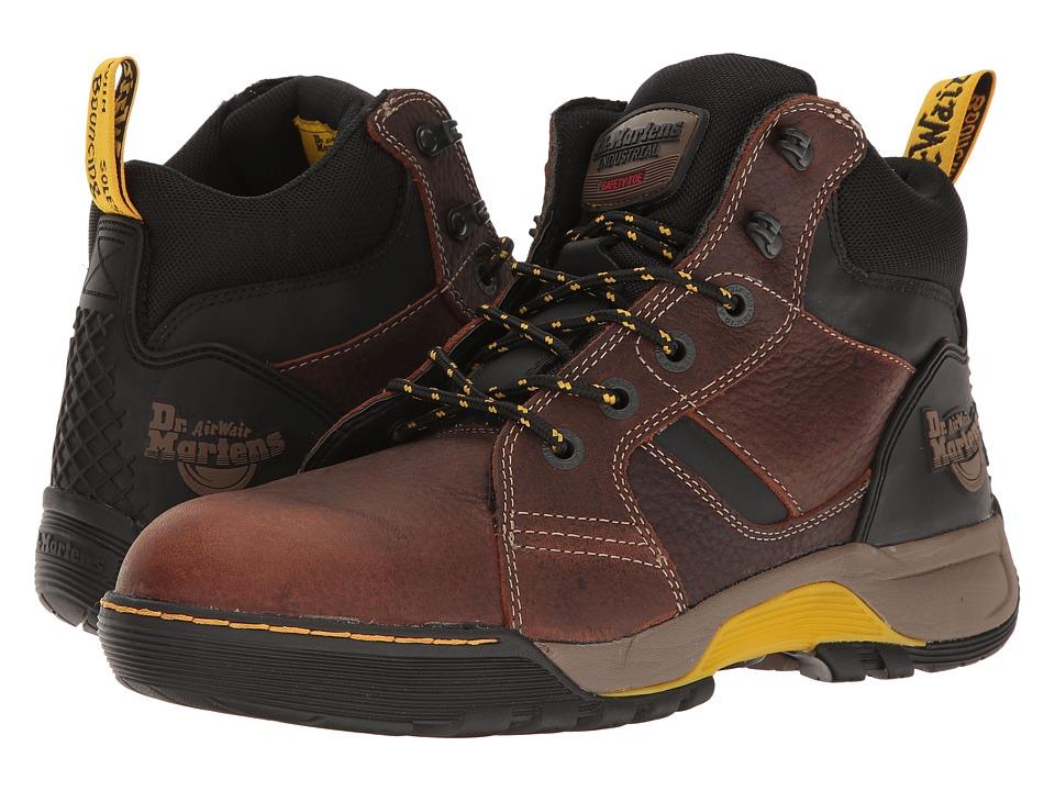 Dr. Martens - Grapple ST (Teak Industrial Bear) Men's Boots
