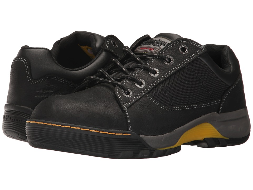 Dr. Martens - Piton ST (Black Overlord) Men's Shoes
