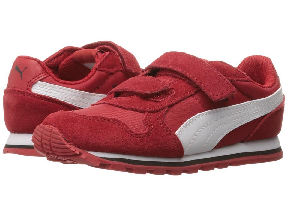 Puma Kids - ST Runner NL V Inf (Toddler) (Barbados Cherry/Puma White) Kids Shoes