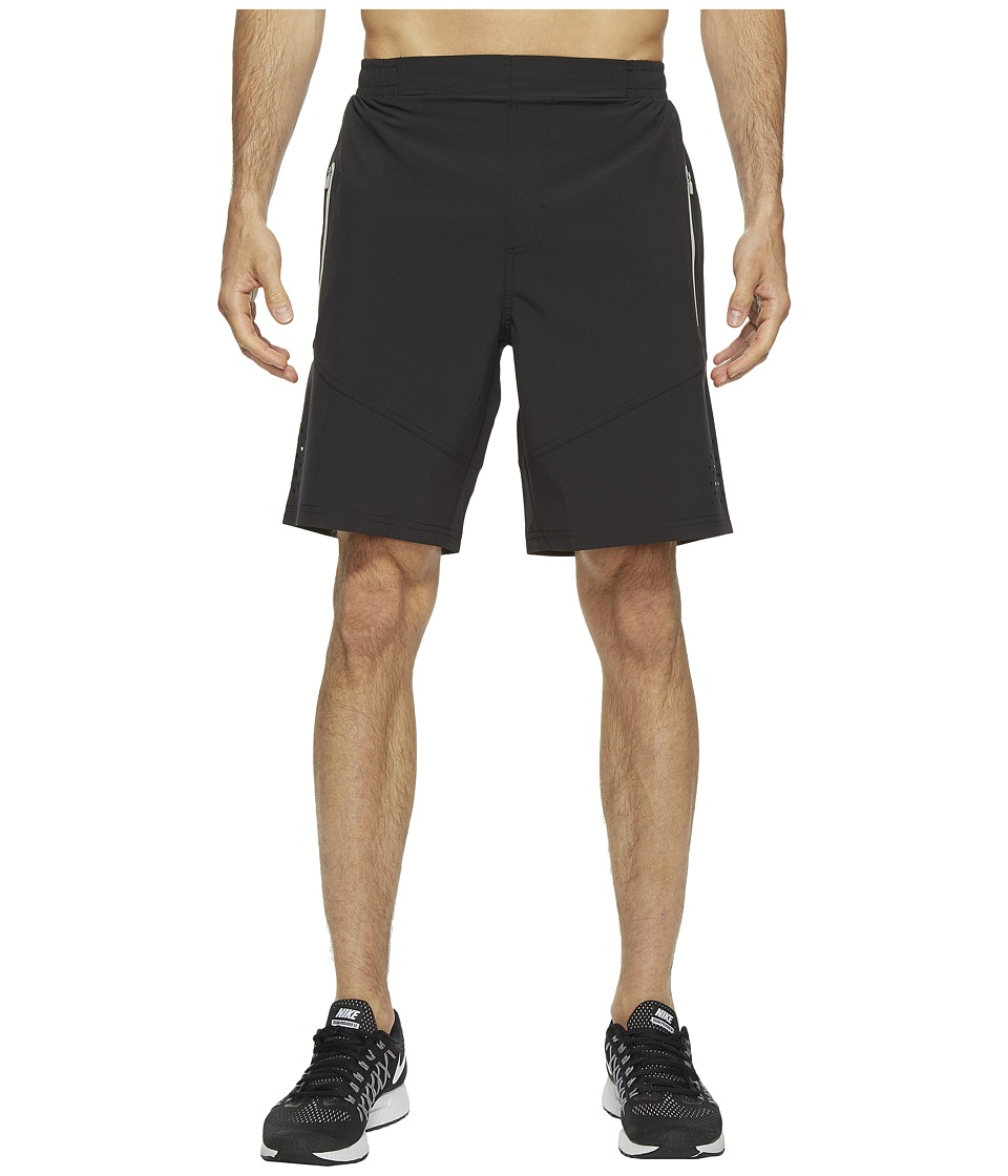 2XU Urban 9 Shorts (Black/Moon Grey) Men