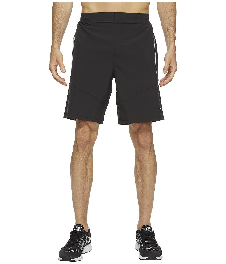 2XU - Urban 9 Shorts (Black/Moon Grey) Men's Shorts