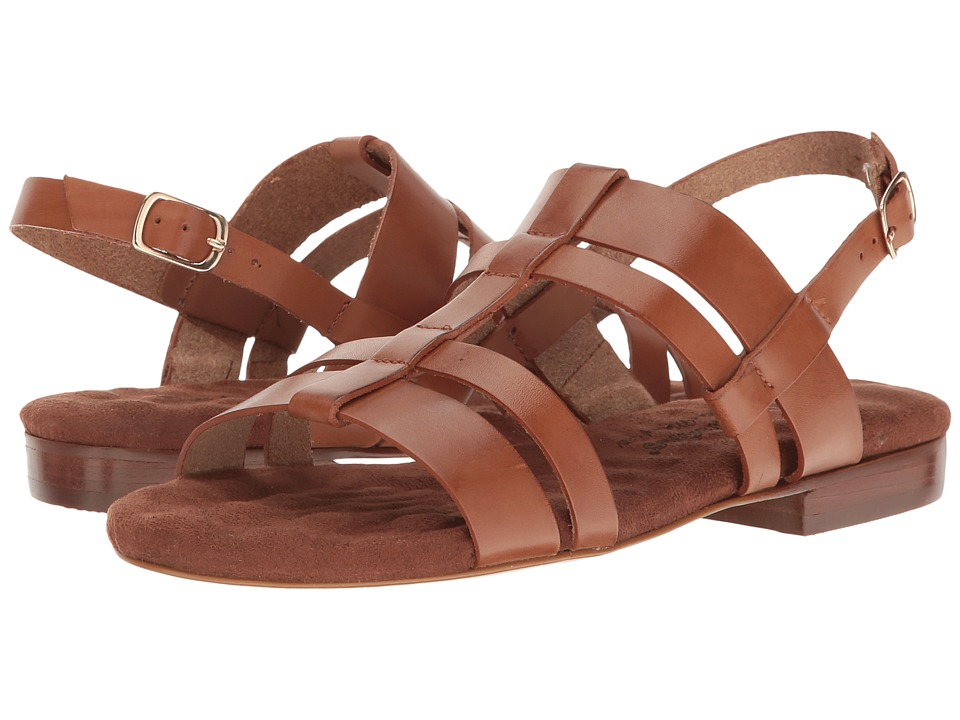 Walking Cradles - Frisky (Luggage Soft Antanado) Women's Sandals