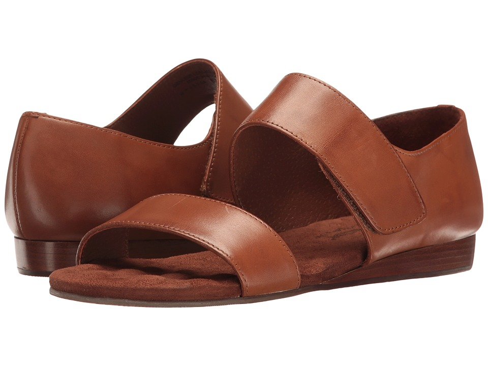 Walking Cradles - Fuse (Luggage Soft Antanado) Women's Sandals
