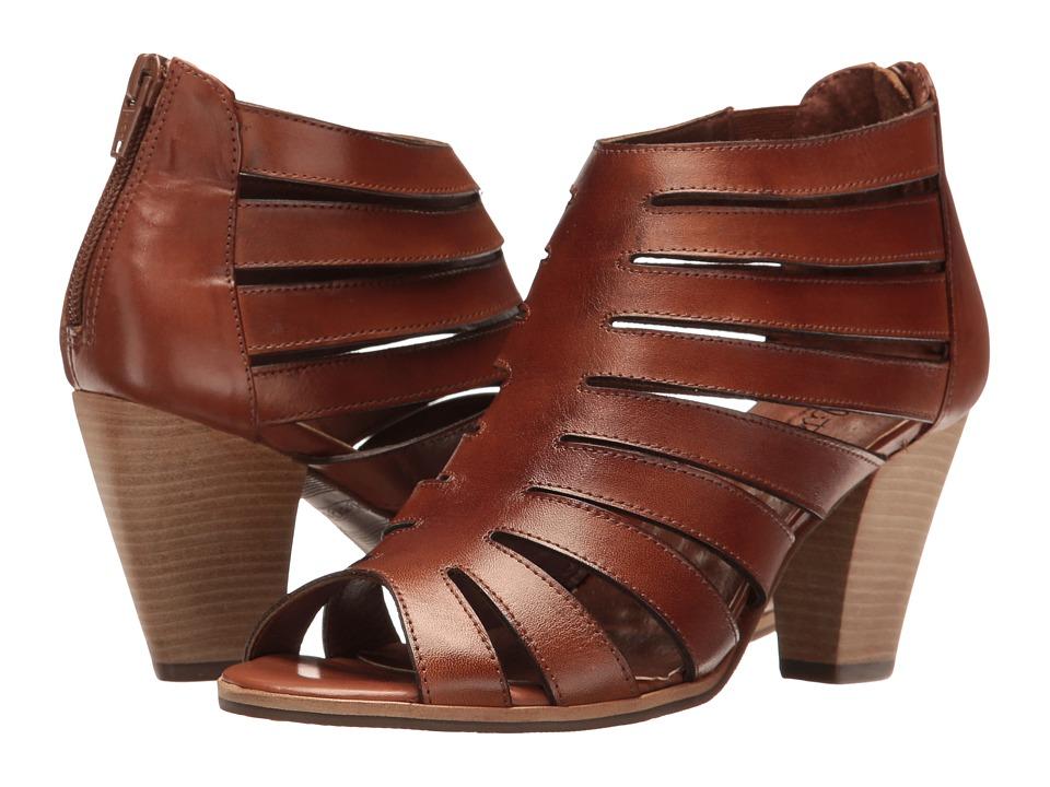 Walking Cradles - Geena (Luggage Soft Maia) High Heels
