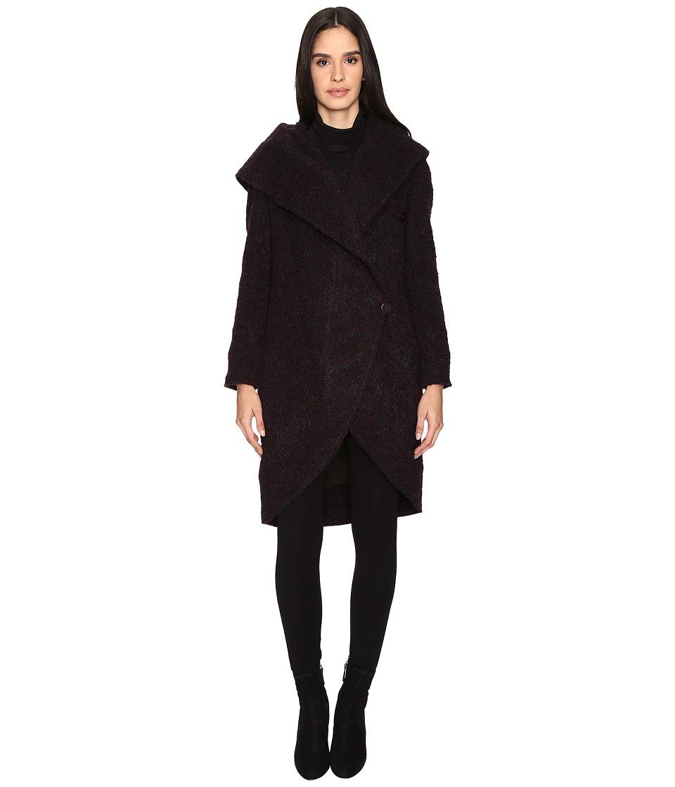 ZAC Zac Posen - Camilla Wrap Coat (Multi) Women's Coat