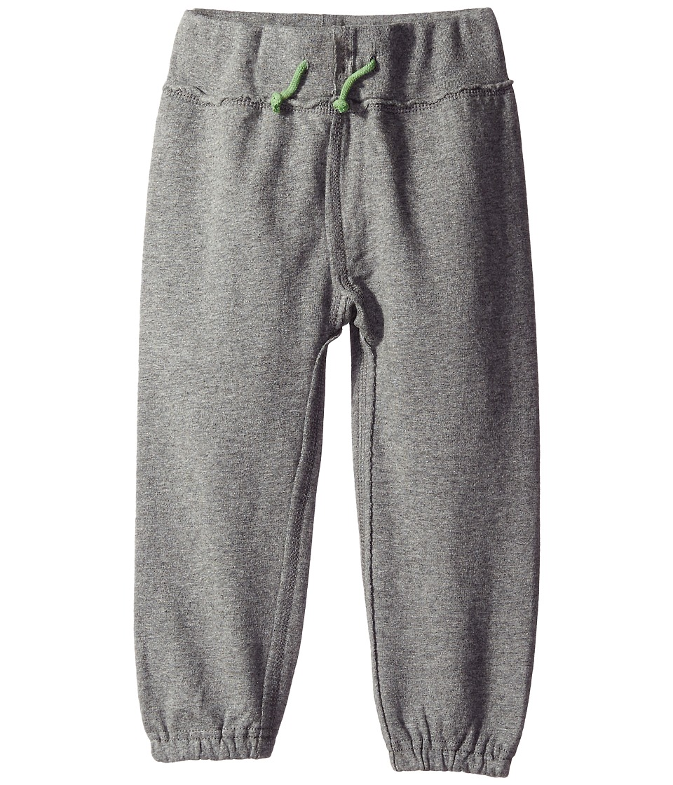 Appaman Kids - Gym Sweats (Toddler/Little Kids/Big Kids) (Light Grey Heather) Boy's Clothing