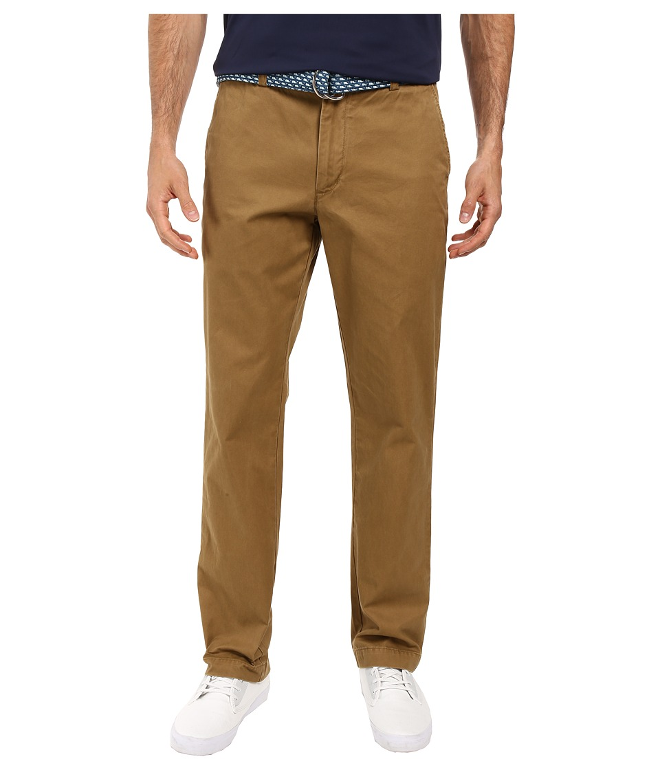 Vineyard Vines - Breaker Pants (Otter) Men's Casual Pants