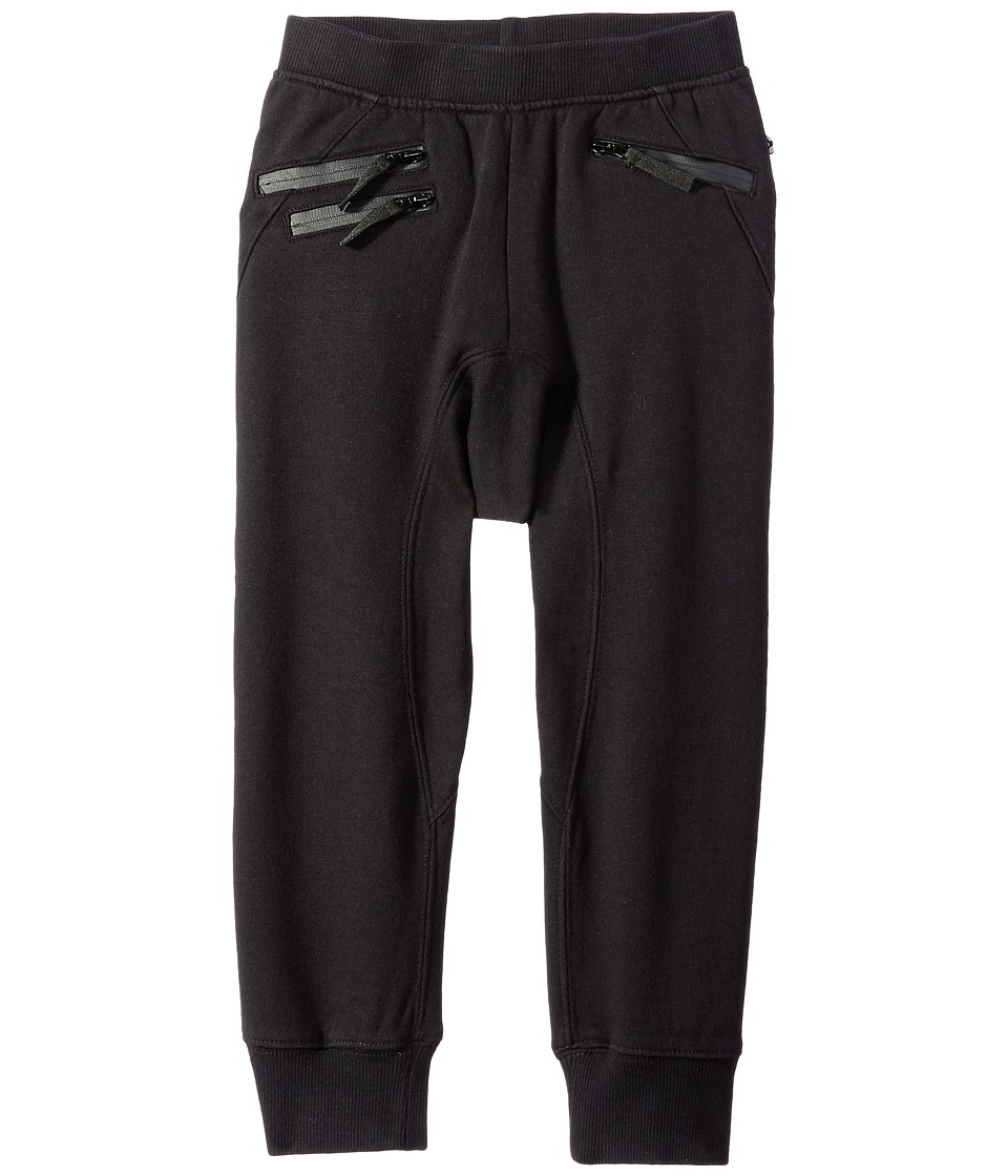 Appaman Kids - Parker Sweats (Toddler/Little Kids/Big Kids) (Black) Boy's Clothing