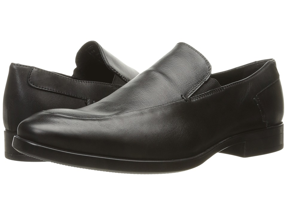 Kenneth Cole Reaction - Lash Dance (Black) Men's Slip on Shoes