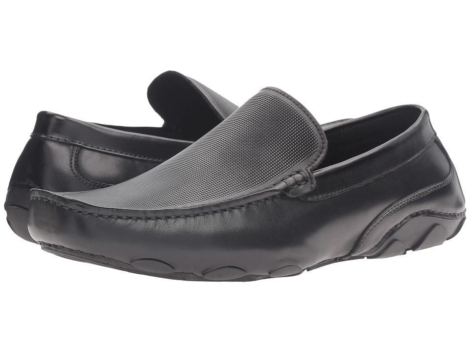 Kenneth Cole Reaction - Make a Toast (Black) Men's Slip on Shoes