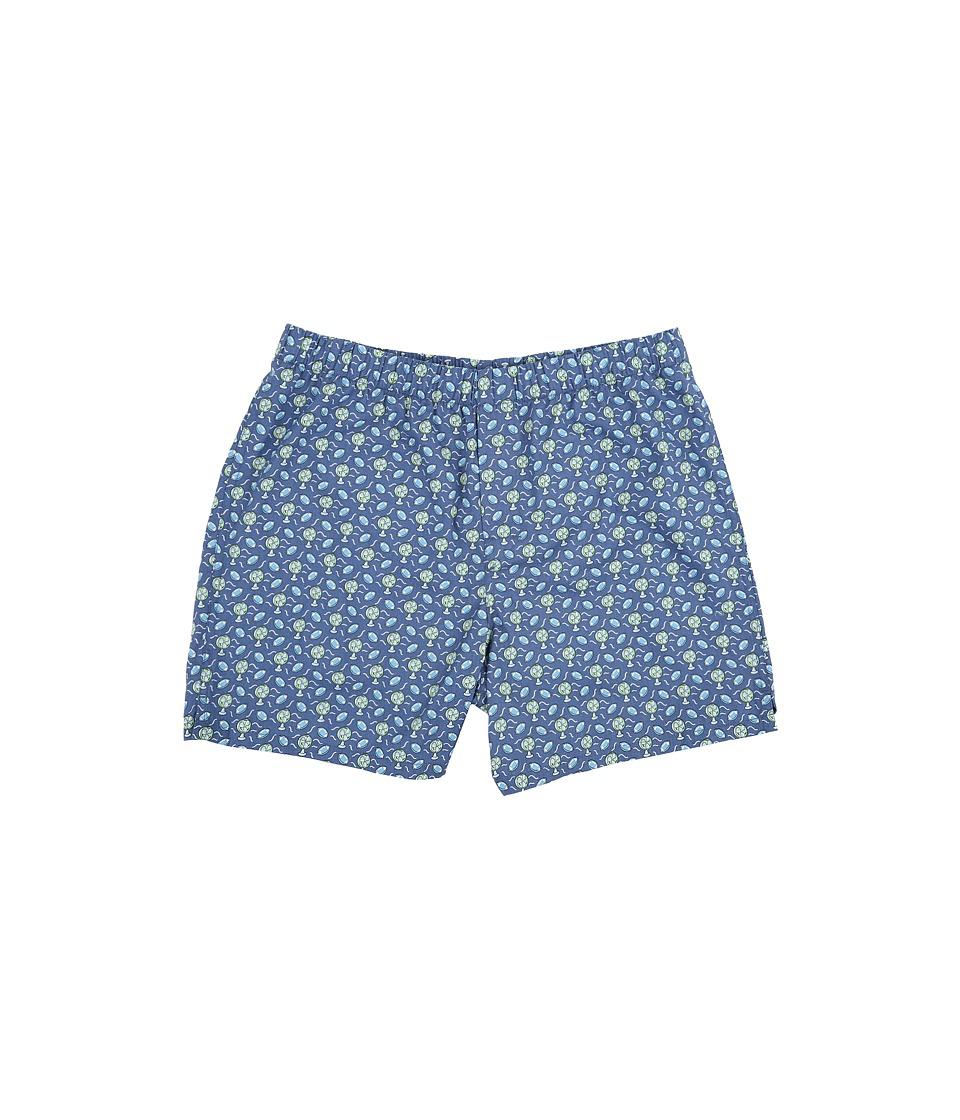 Vineyard Vines - Football Fan Boxer Shorts (Moonshine) Men's Underwear