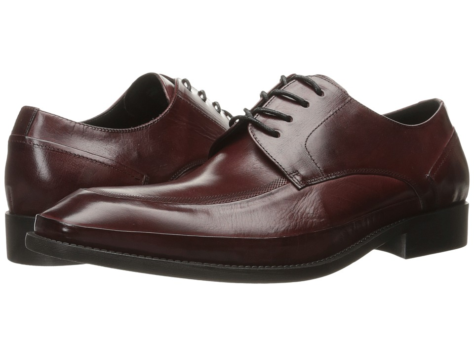 Kenneth Cole Reaction - Brick Road (Bordeaux) Men's Lace up casual Shoes