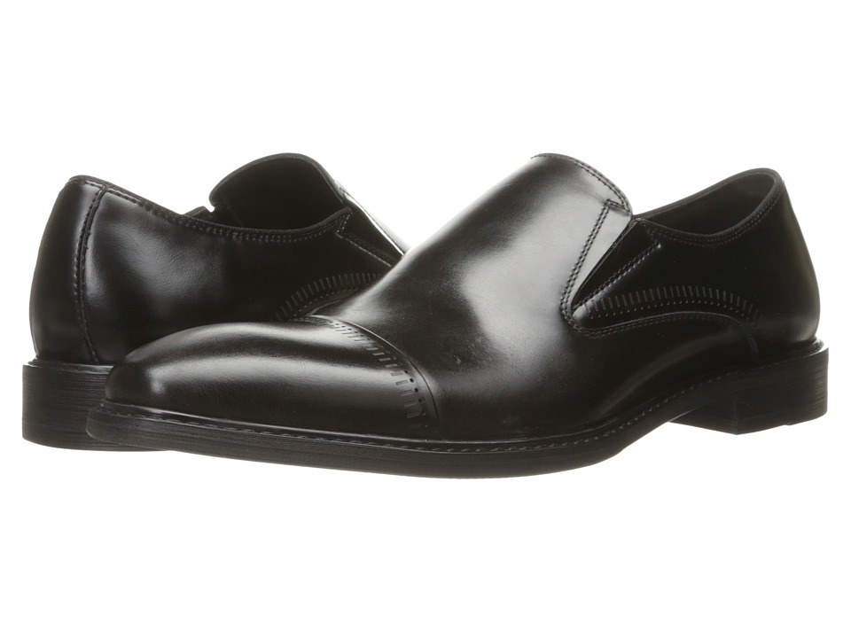 Kenneth Cole Reaction - Rest-Ing Case (Black) Men's Slip on Shoes