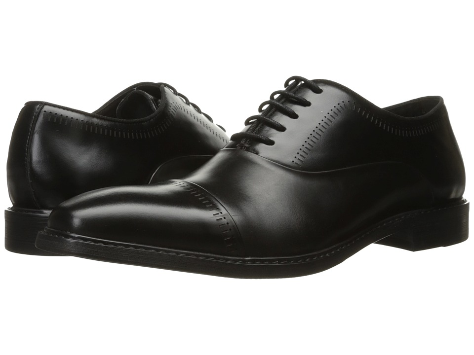 Kenneth Cole Reaction - Rest-Less (Black) Men's Lace up casual Shoes