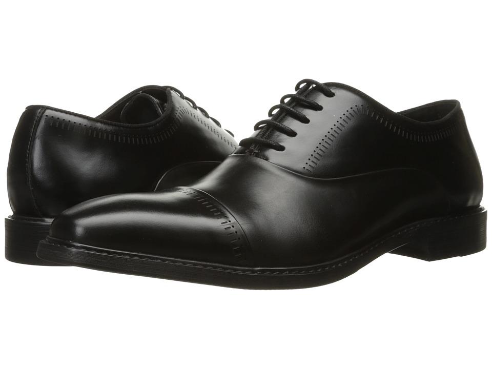Kenneth Cole Reaction - Rest-Less (Black) Men's Lace up casual Shoes