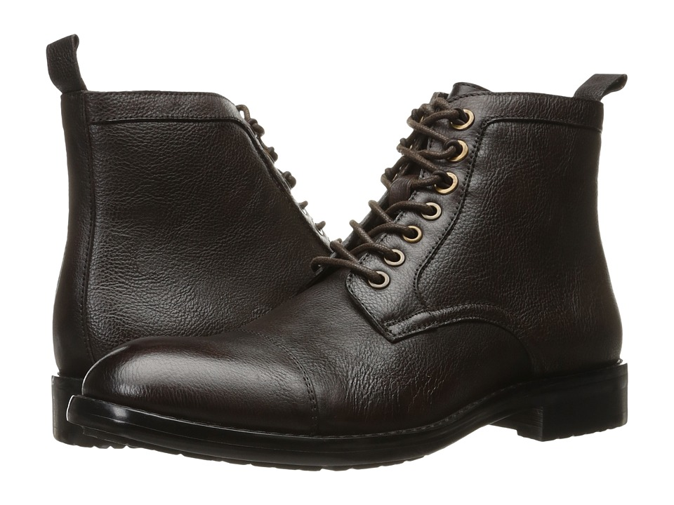 Kenneth Cole Reaction - Truck-Er (Brown) Men's Lace up casual Shoes