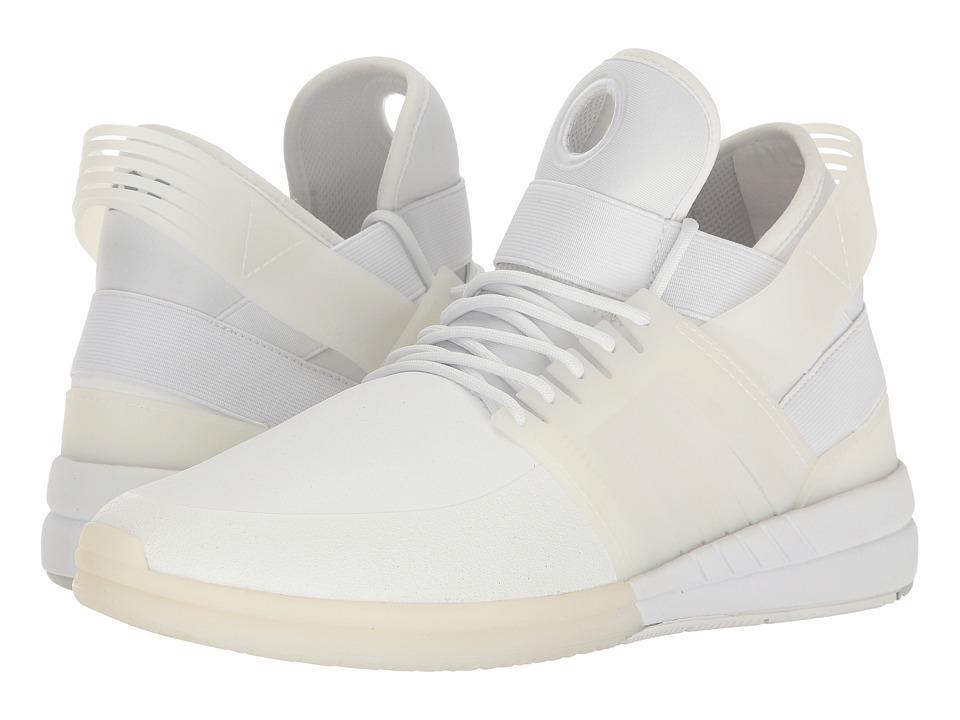 Supra - Skytop V (White) Men's Skate Shoes