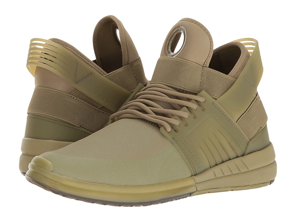Supra - Skytop V (Dried Herb) Men's Skate Shoes
