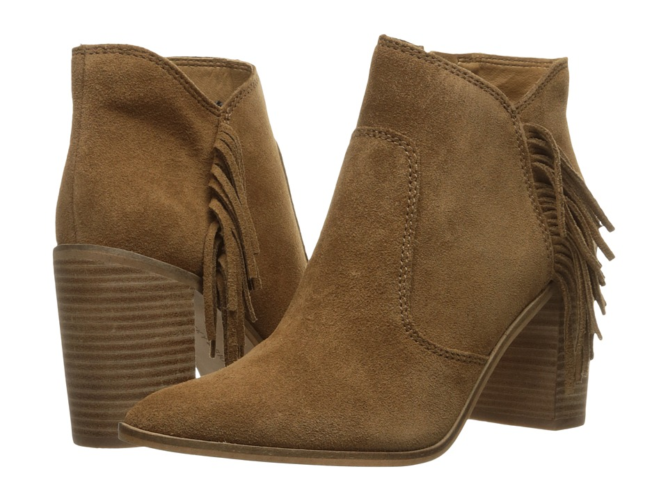 Lucky Brand - Mercerr (Honey Oiled Suede) Women's Shoes
