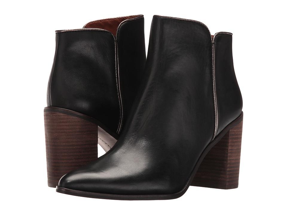 Lucky Brand Mytah (Black Glove Nappa) Women