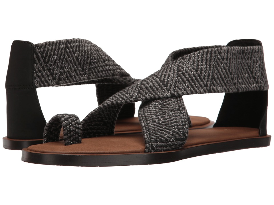 Sanuk - Yoga Gemini (Black) Women's Sandals