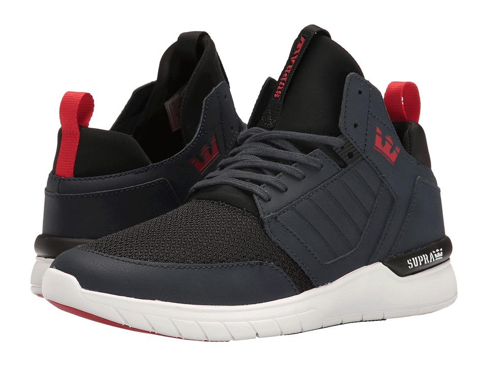 Supra - Method (Navy/White) Men's Skate Shoes