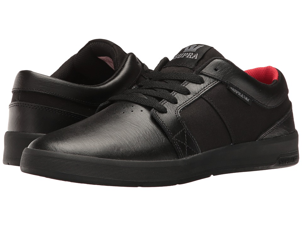 Supra - Ineto (Black/Black) Men's Skate Shoes