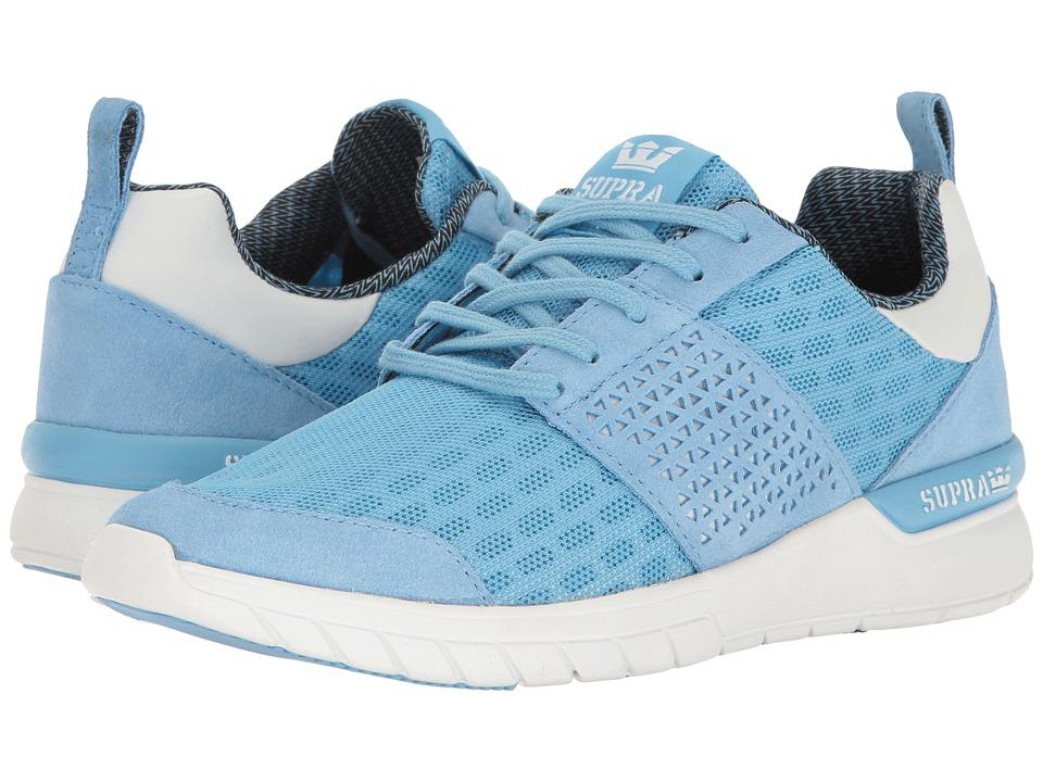 Supra - Scissor (Blue/White) Women's Skate Shoes
