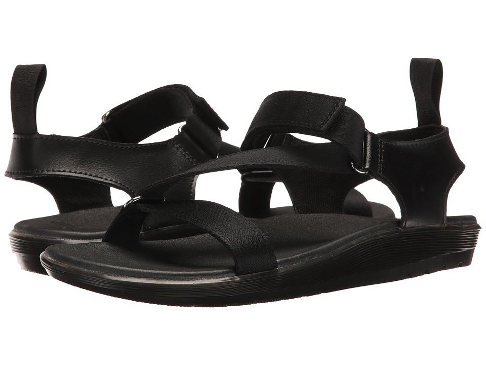 Dr. Martens - Balfour (Black Webbing/T Lamper) Women's Boots