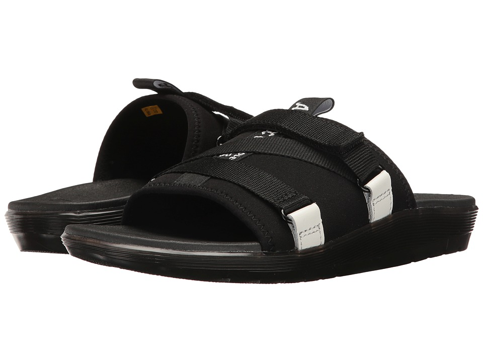 Dr. Martens - Nerida (Black Neoprene/Webbing 2) Women's Sandals
