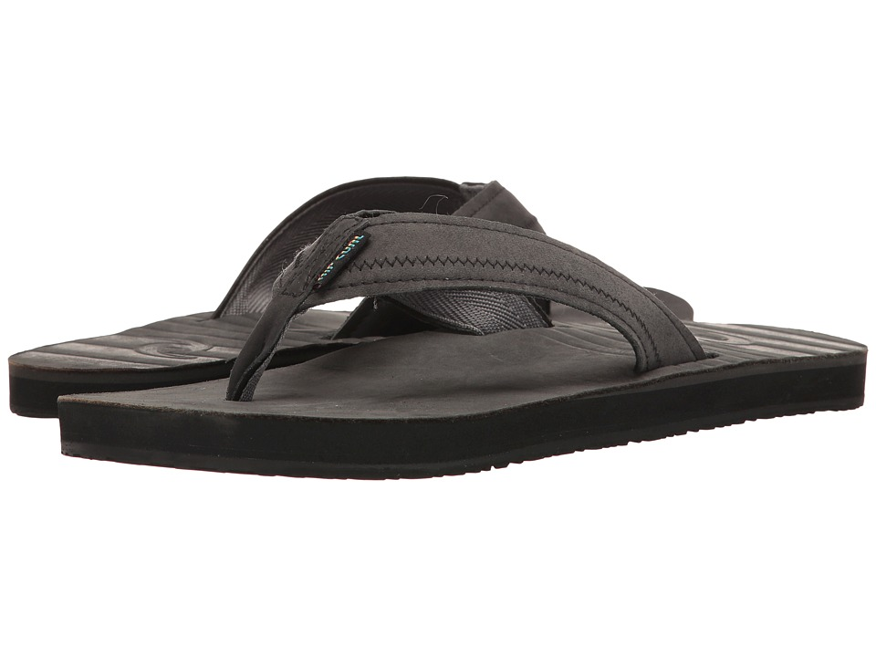 Rip Curl - The Trestles (Black) Men's Sandals