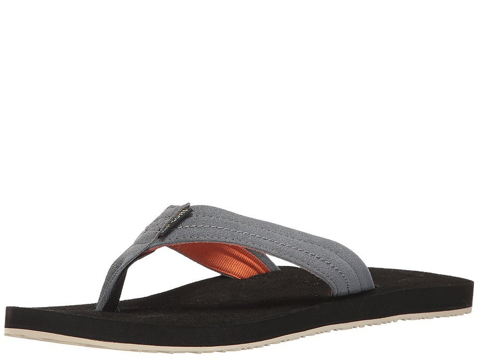 Rip Curl - Smokey 2 (Charcoal) Men's Sandals