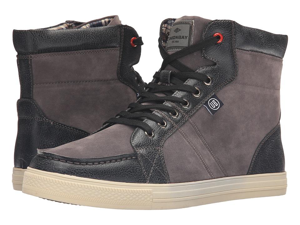 UNIONBAY - Vine Sneaker (Charcoal) Men