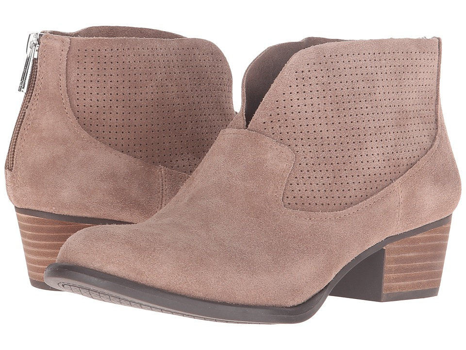 Jessica Simpson Dacia (Totally Taupe Split Suede) Women