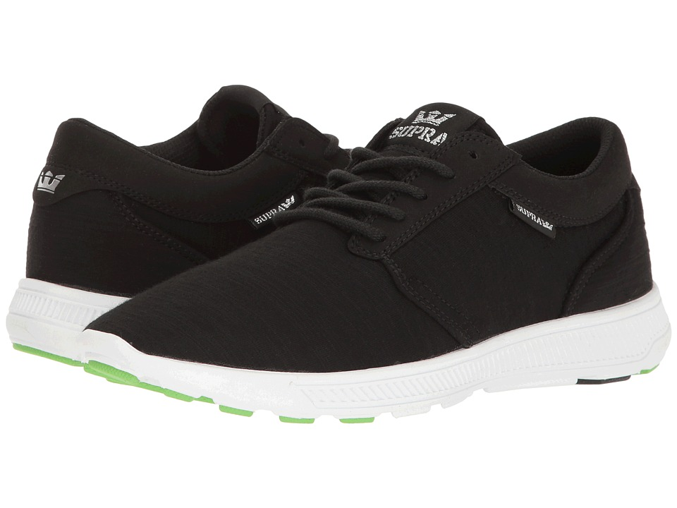 Supra - Hammer Run (Black/White) Women's Skate Shoes