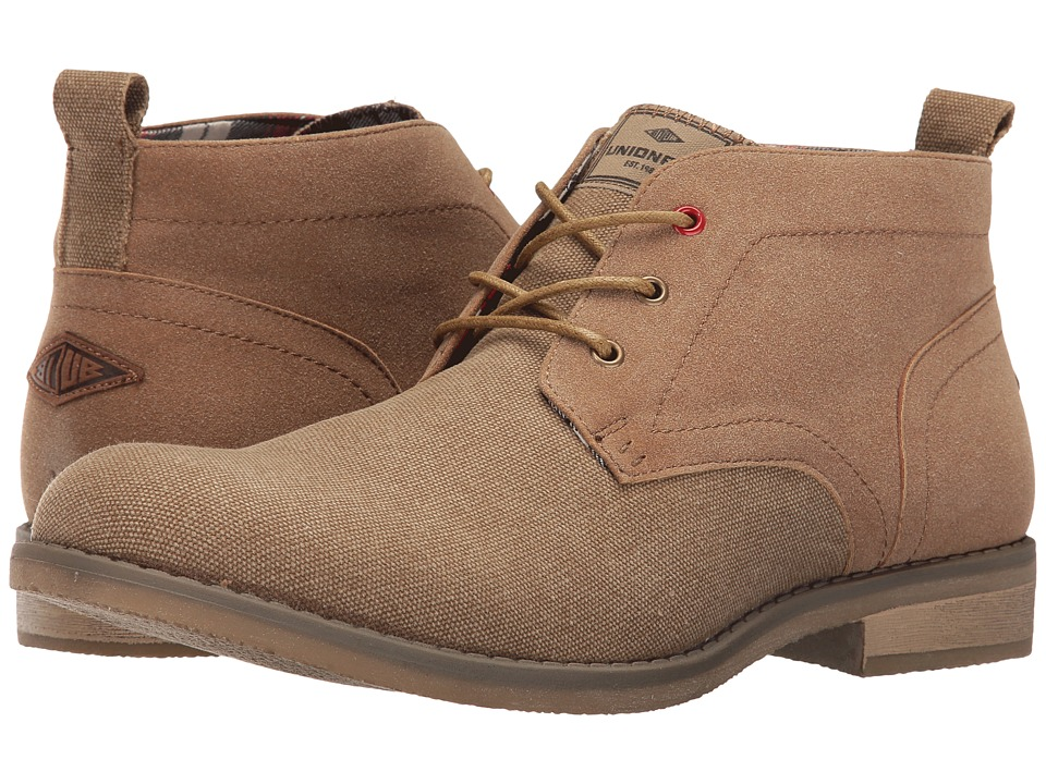 UNIONBAY - Wallingford Chukka Boot (Tan) Men's Shoes