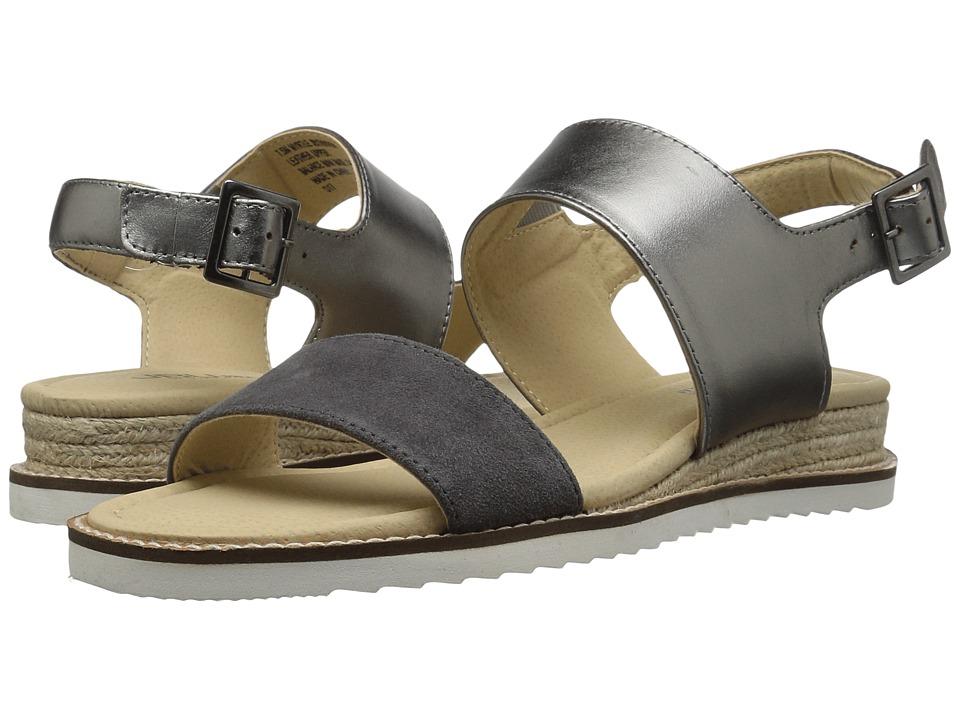 JBU - Myrtle (Charcoal) Women's Wedge Shoes