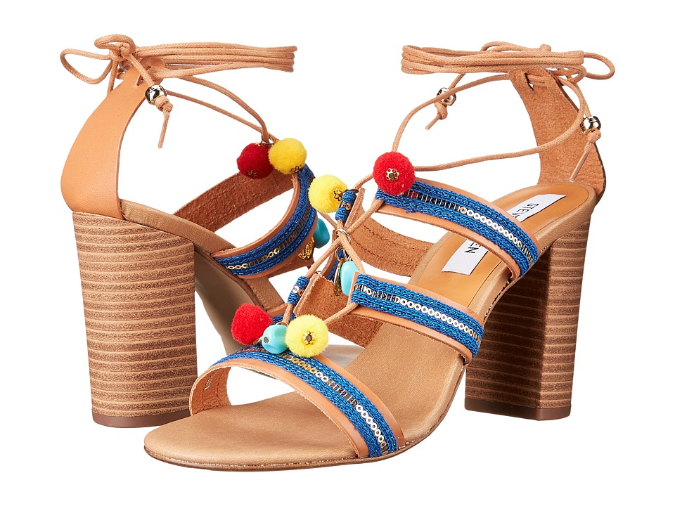 Steve Madden - Caela (Natural Multi) Women's Sandals
