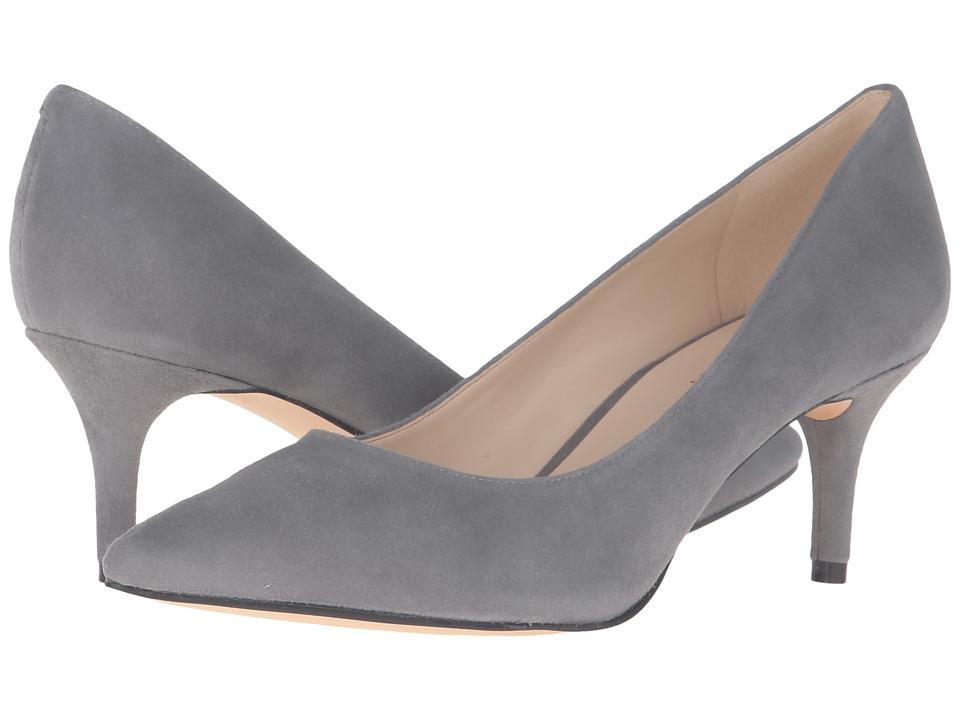 Nine West - Margot (Dark Grey Suede 2) High Heels