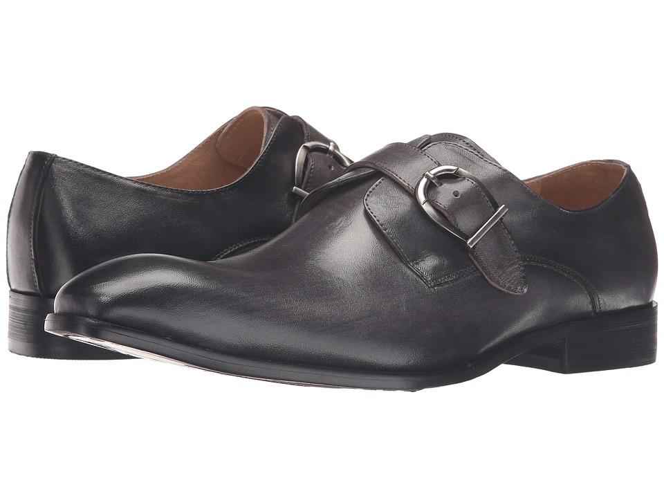 Carrucci - Monk Man (Charcoal) Men's Shoes