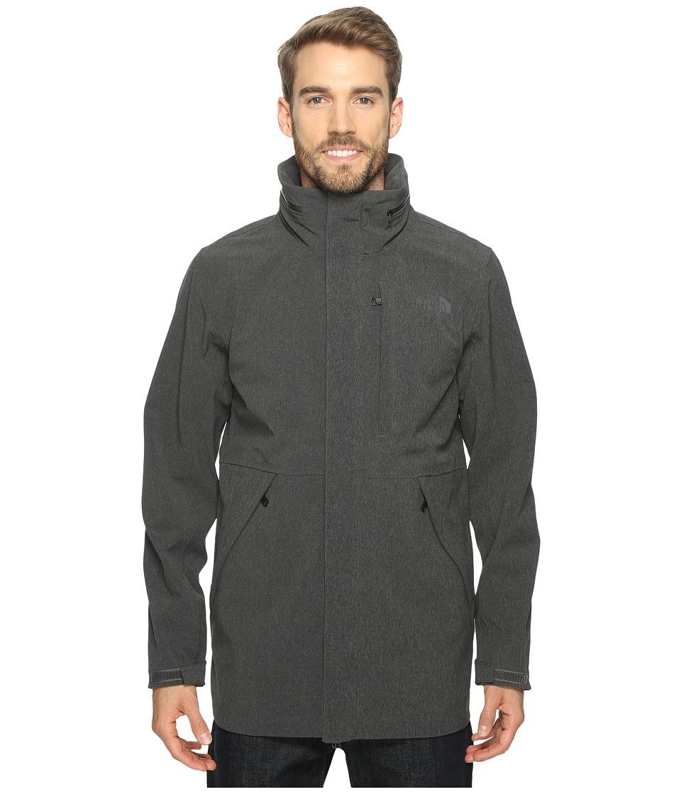 The North Face - Apex Flex GORE-TEX(r) Disruptor Parka (TNF Dark Grey Heather (Prior Season)) Men's Clothing