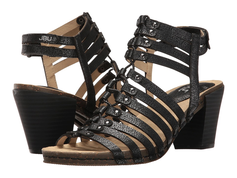 JBU - Sugar Encore (Black) High Heels