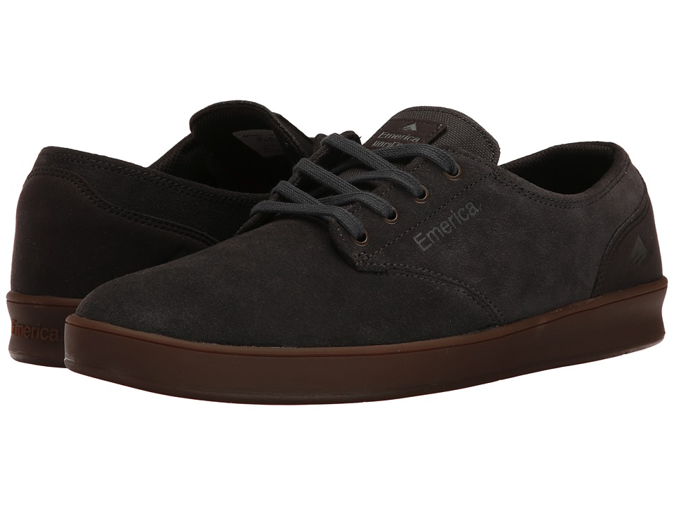 Emerica - The Romero Laced (Grey/Gum) Men's Skate Shoes