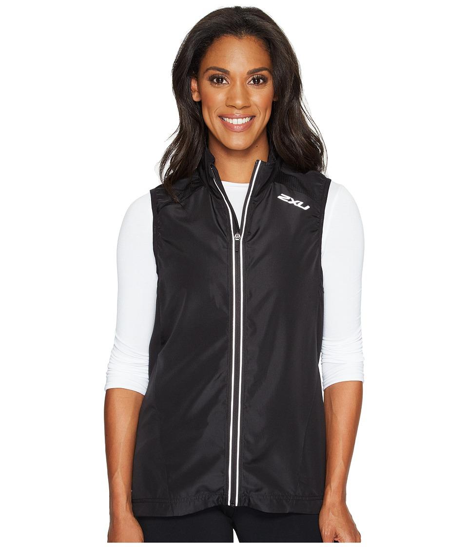 2XU - X-Vent Vest (Black/Black) Women's Vest