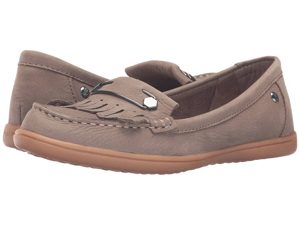 Hush Puppies - Rylie Claudine (Taupe Nubuck) Women