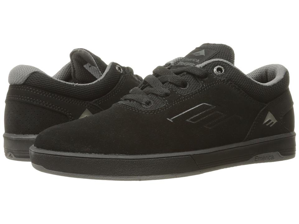 Emerica - The Westgate CC (Black/Grey/Grey) Men's Skate Shoes