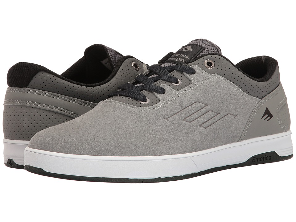 Emerica - The Westgate CC (Grey/Grey) Men's Skate Shoes