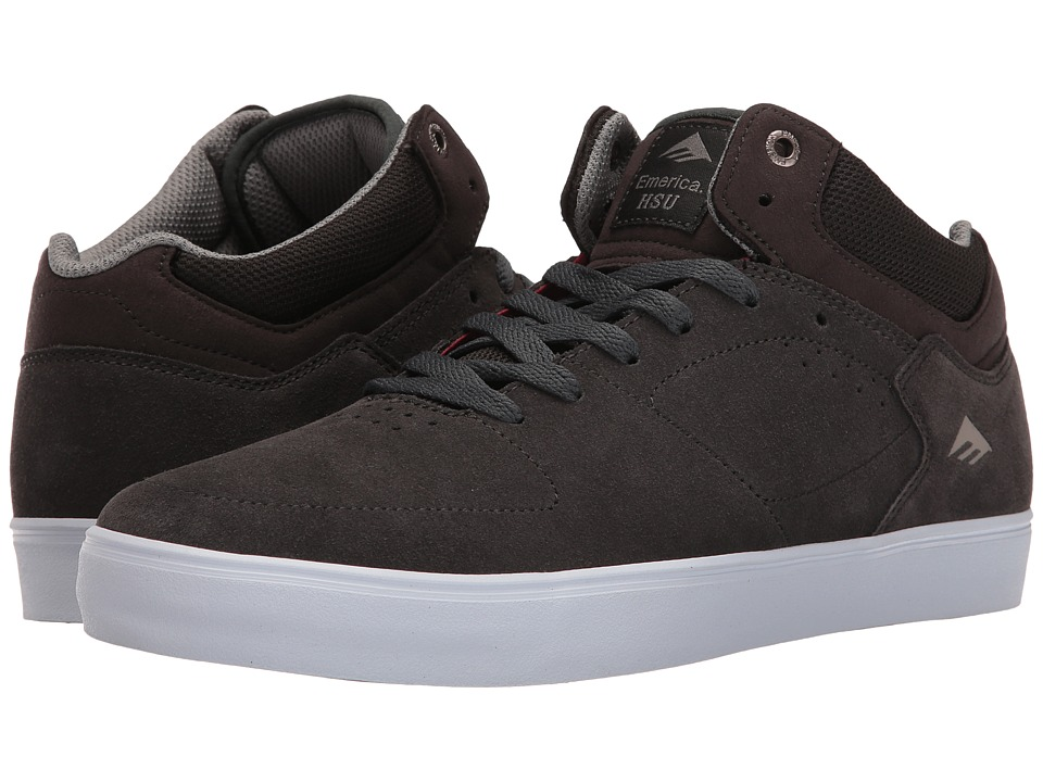 Emerica - The HSU G6 (Charcoal) Men's Skate Shoes