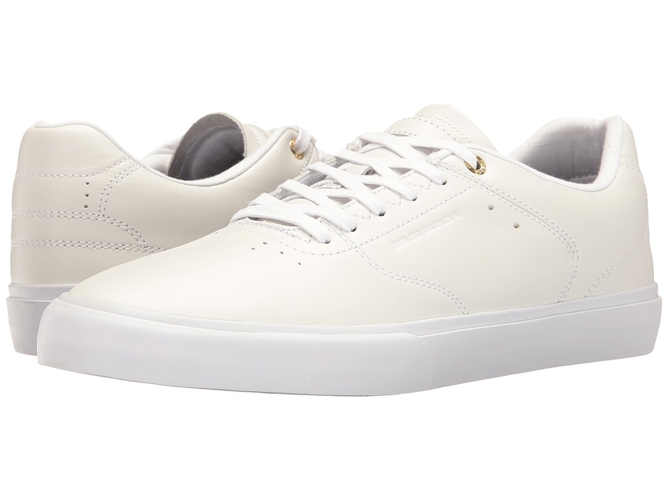 Emerica - Reynolds LV Reserve (White/White) Men's Skate Shoes